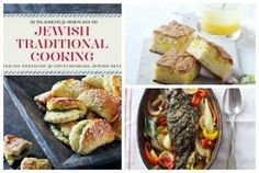Jewish Traditional Cooking - WIN your copy