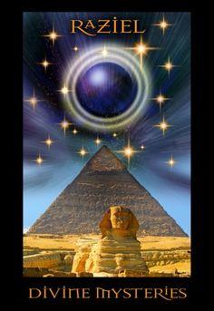 arach angel raziel | archangel raziel archangel raziel is the keeper of the divine ...