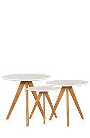 STOCKHOLM NESTED SIDE TABLES