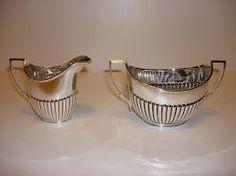 Resultado de imagem para meissen sugar bowl and creamer