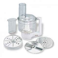 Food Processor Attachment for BOSCH Mixer