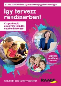 igy-tervezz-rendszerben-csoportnaplo Team Building, Montessori, Teaching, Education, Schools, Books, Pdf, Livros, School
