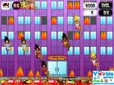 The beauties are on fire! Charity Shop, News Games, Arcade, Your Design, You Got This, Have Fun, Action, How To Get, Fire