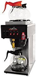 Christmas deals week Coffee Pro High-Capacity Institutional Plumbed-In Brewer