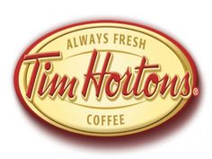 The first Tim Hortons franchise opened in 1964 in Hamilton, Ontario. In 1967, with three restaurants in operation, Tim became full partners with former police officer and franchisee of Tim Hortons Restaurant #1, Ron Joyce. Since then, Tim's signature has become a prominent fixture in the Canadian landscape. | Locations in Maine.