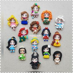 Disney Word, Pasta, Clay, Halloween, Accessories, Cold Porcelain, Woody Birthday, Kawaii Drawings, Clays