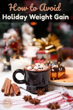 How to avoid holiday weight gain and still enjoy life! #weightloss