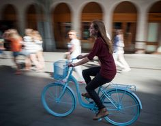 Bicis de Converse, Barcelona.