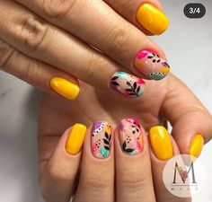 Nails Only, Get Nails, Hair And Nails, Sassy Nails, Funky Nails, Gorgeous Nails, Pretty Nails, Semi Permanente, Manicure Y Pedicure