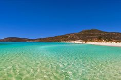 Elafonisos island in Peloponnese - link to best beaches in Cyclades islands of Greece