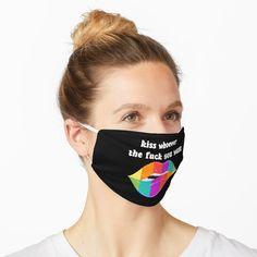 Camouflage, Funny Face Mask, Face Masks, Blue Face Mask, Diy Face Mask, E Mc2, Karen, Black Power, Mask Design