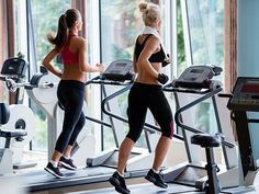 EXACTLY HOW TO BURN MORE CALORIES ON THE TREADMILL