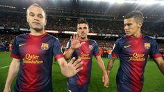 2013-05-19 Lliurament títol Lliga 2012/13