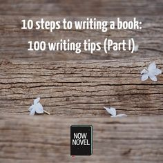 The 10 steps to writing a book each involve unique challenges. Read the first of a two-part series on how to write a book step by step from start to finish.