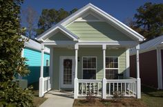 Back Yard Cottages | ... pointed out some tiny houses almost in my backyard the cottages are