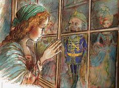 nutcracker by by James Mayhew Nutcracker Sweet, Nutcracker Christmas, Fantasy Films, Children Books, Book Illustrations, Feature Film, Folklore, Illustrators, Fairy Tales