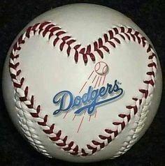 I love Dodgers! Baseball Bases, Baseball Gear, Baseball Tickets, Let's Go Dodgers, Dodgers Baseball, No Crying In Baseball, Dodger Blue, Dodger Stadium
