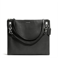 COACH Madison Convertible Hippie in Leather