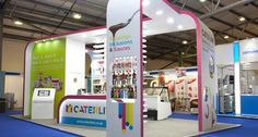 Caterlink Exhibition Stand