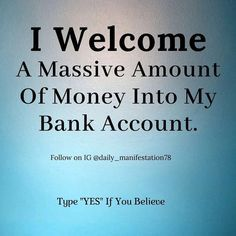 Do you want to pay off all your debts and live your dream life? Reprogram your subconscious mind to work for you. All you need is just 10 minutes everyday! Positive Affirmations Quotes, Wealth Affirmations, Law Of Attraction Affirmations, Affirmation Quotes, Positive Quotes, Secret Law Of Attraction, Law Of Attraction Quotes, Positive Thoughts, Positive Vibes