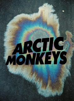 Arctic Monkeys band logo. Wallpaper Backgrounds. I take requests!
