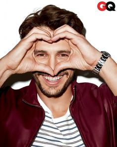 James Franco's GQ Cover Shoot: The Comedy Issue: Entertainment: GQ June 2013