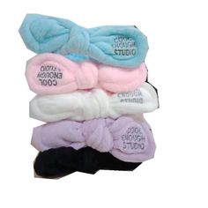 Accessories Soft And Cute Big Bow Hair Bands For Women And Baby Girls Makeup Headbands For Washing Face Shower Spa Mask