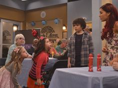 sam and cat images Sam And Cat, Ariana Grande, Red Hair, Victorious, My Style, Gallery, Cats, Videos, Gatos