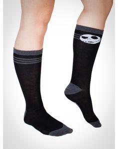 Nightmare Before Christmas Athletic Knee High Socks