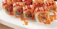 Haiku by Hatsune on Taojiang Rd. Some seriuos California-Japanese Sushi here!