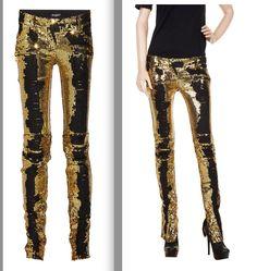 Glitter Pants!!