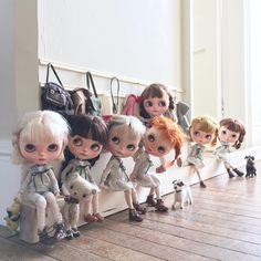 """Mummy says.... in a tidy home there's a place for everything!"" #cloakroom  #vainilladolly  #ransilentnight  #kbabydolls"