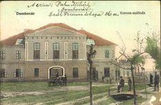 Dombóvár; Korona szálloda   Képcsarnok   Hungaricana