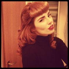 Vanessa Frankenstein #bettiebangs