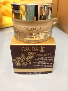 Caudalie Premier Cru La Creme Riche 0.5 oz  $27 shipped ($46 value!)