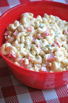 Home Style Macaroni Salad!!