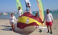 Los benjamines del Salvamento Benavente se proclaman Campeones de España
