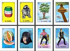 Star Wars & Loteria!