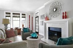 1000 Images About New Casa New Living Room On Pinterest
