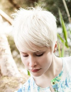 ... | Blonde Short Hairstyles, Blonde Short Hair and Short Hairstyles