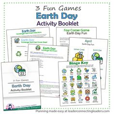 Have fun playing these Earth Day games. Running from corner to corner burning off energy then go on a Earth Day scavenger hunt and play bingo. Earth Day Games, Earth Day Activities, Fun Activities, Holiday Activities, Girl Scout Troop, Girl Scouts, Four Corners Game, First Earth Day, Very Fun Games