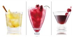 Five easy cocktails #mixology #drinks #recipes #alcohol #booze