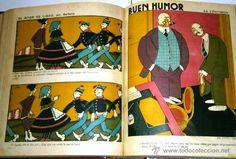 tomo encuadernado de revistas satíricas buen hu - Comprar Revistas y Periódicos Antiguos (hasta 1.939) en todocoleccion - 43063926