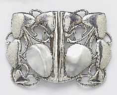 ARCHIBALD KNOX FOR LIBERTY & CO.; BUCKLE