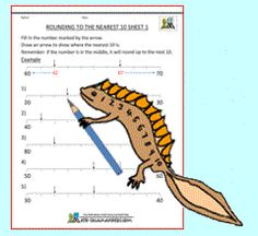 21 Rounding Numbers Worksheets This site has a lot of great math lessons and sheets to practice 3 The children can enjoy Number Worksheets, Math Worksheets, Alphabet Worksheets, . Free Printable Numbers, Free Printable Math Worksheets, Alphabet Worksheets, Place Value Worksheets, Number Worksheets, Rounding Decimals Worksheet, Rounding Whole Numbers, Math Round, 7th Grade Math Worksheets