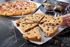 Pizza Hut Ultimate Chocolate Chip Cookie
