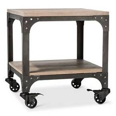 Franklin End Table - The Industrial Shop™
