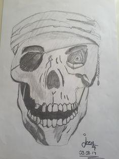 Kuru Kafa Skull, Tattoos, Tatuajes, Tattoo, Tattos, Skulls, Sugar Skull, Tattoo Designs