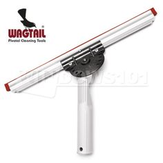 Wagtail Orbital Complete Aluminum Squeegee Window Cleaning Washing - ANY SIZE!