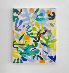 """Nassau in Bloom"" by Dorothy Shain"